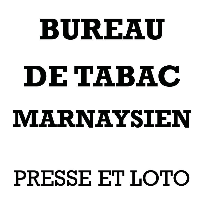 Tabac Marnaysien - SNC Lamy MF